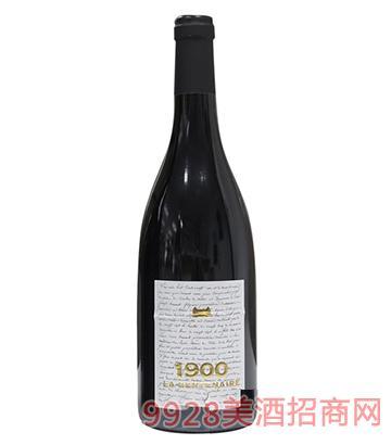 纳达尔·爱诺庄园1900老藤干红葡萄酒