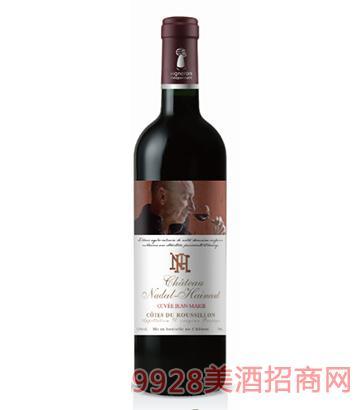 让·玛莱庄主干红葡萄酒
