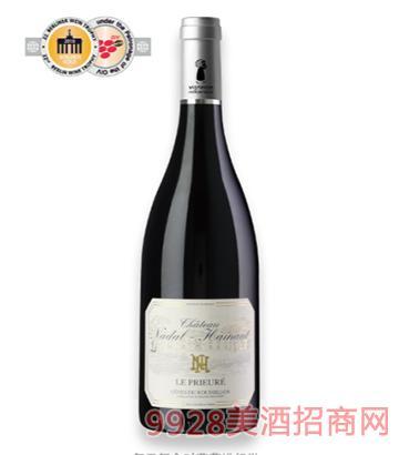 纳达尔·爱诺庄园修道院干红葡萄酒