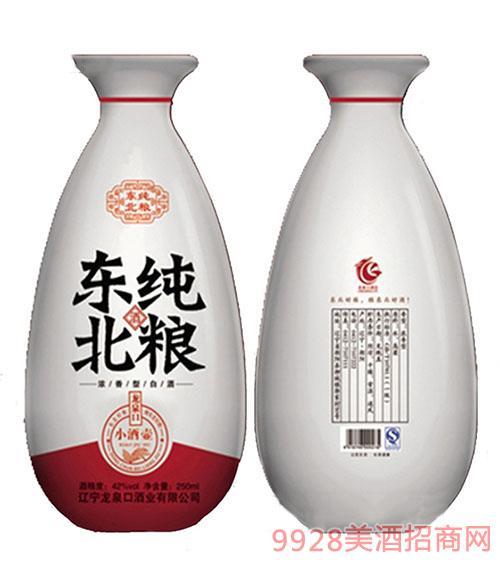 东纯北粮酒·小酒壶