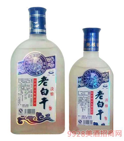 华北王老白干酒淡雅