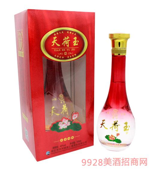 天荷玉酒42度500ml