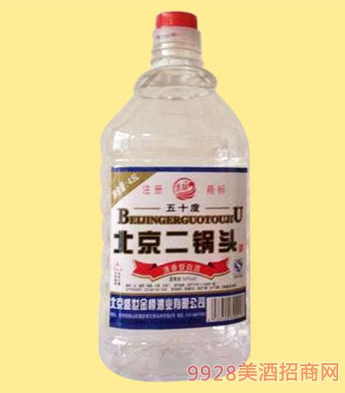 北京二鍋頭酒50°4L