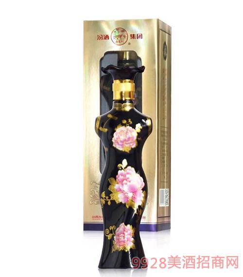 国花瓷酒·黑