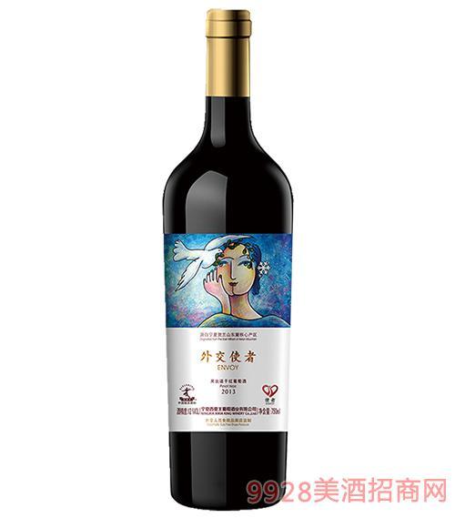四季-黑比诺干红葡萄酒
