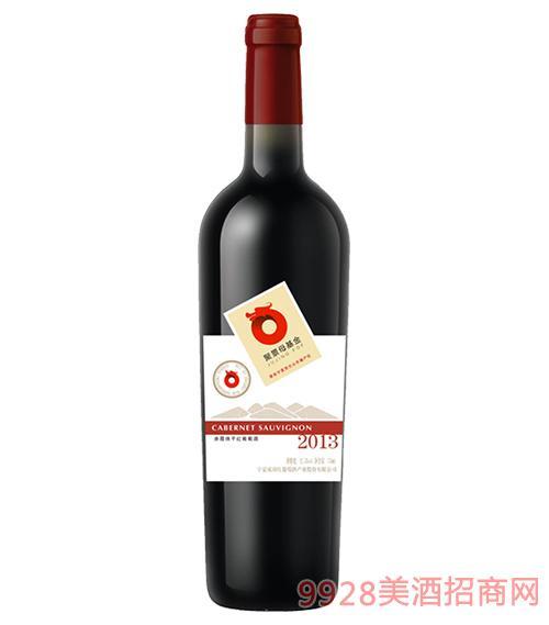 聚景母基金赤霞珠干红葡萄酒2013-750ml