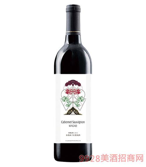 君澳干红葡萄酒