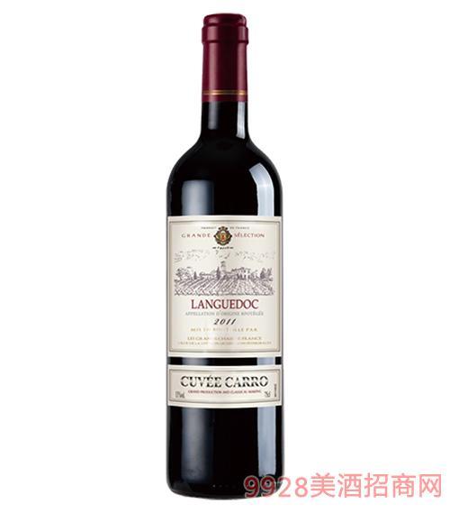 嘉鹭酒庄干红葡萄酒(AOP)
