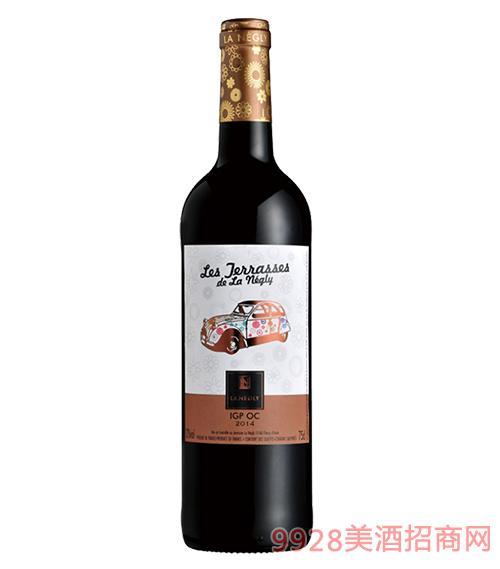 法国德拉塞斯—纳格丽干红葡萄酒