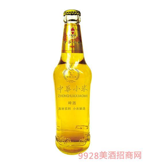 东北专供中华小米啤酒·金谷小米酒