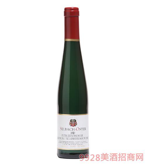 塞尔廷阁村庄日晷葡萄园丽丝玲TBA甜白葡萄酒7度375ml