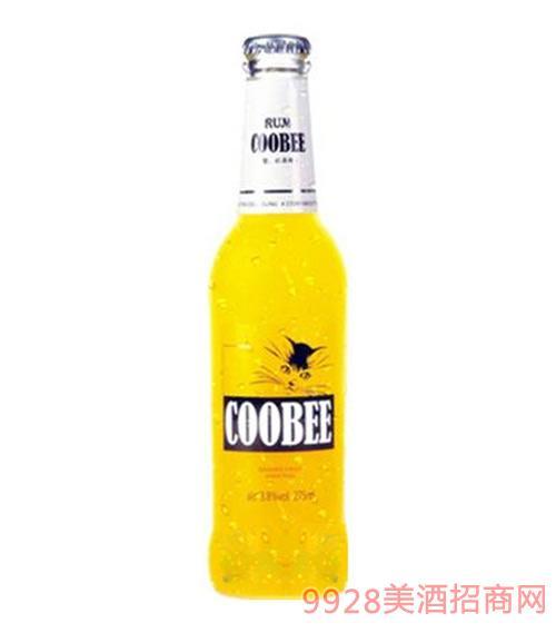 COOBEE酷必预调鸡尾酒阳光橙味