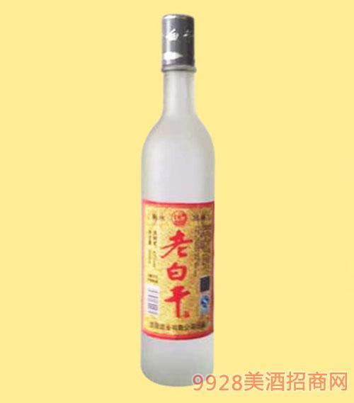 老白干酒42°清香型一斤1×12