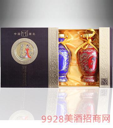 昭君故里酒2012年珍藏版
