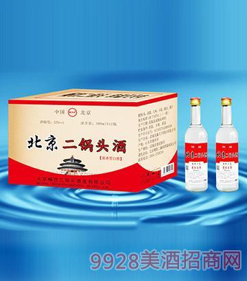 北京二锅头500mlx12瓶