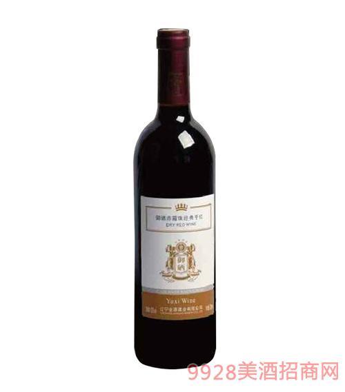 御硒赤霞珠经典干红葡萄酒