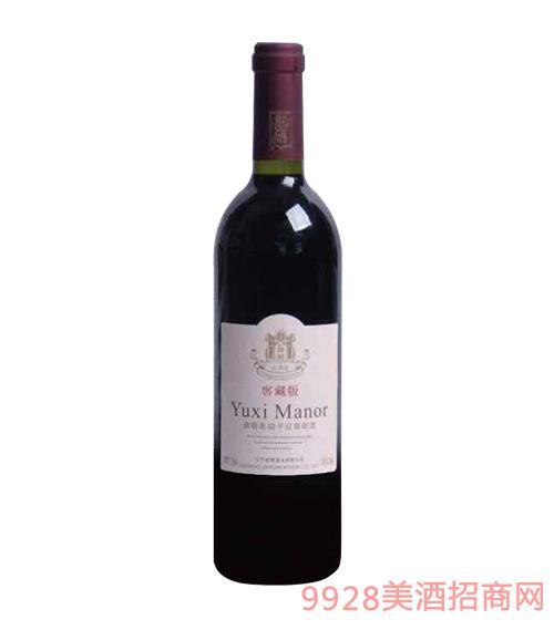 御硒高�干�t葡萄酒(窖藏版)