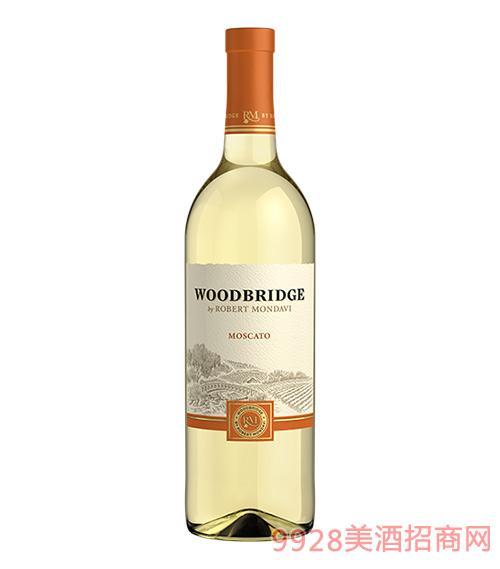 木桥莫斯卡托微甜白葡萄酒