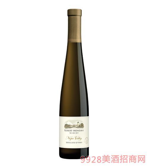那帕山谷莫斯卡托微甜白葡萄酒