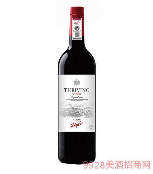 奔富缤致VIP688干红葡萄酒