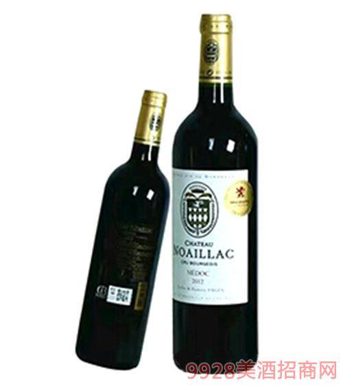 奴雅克城堡干红葡萄酒