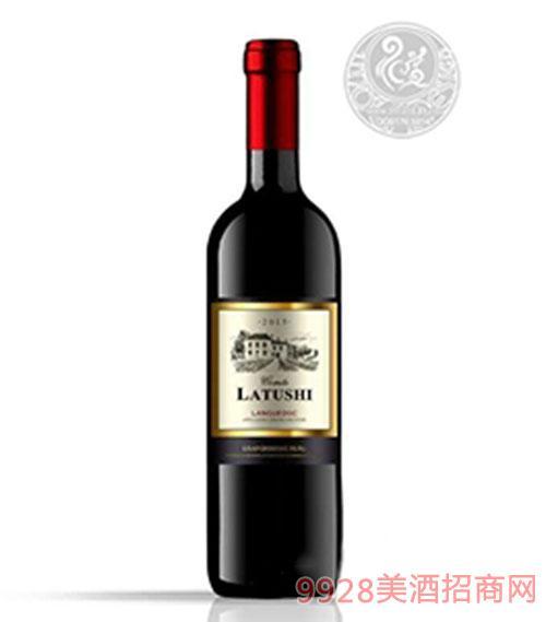 拉图仕城堡赤霞珠干红葡萄酒