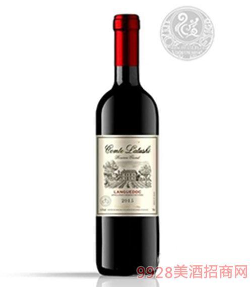 拉图仕城堡干红葡萄酒