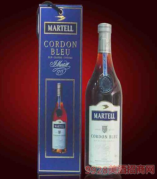 法国蓝带马爹利酒