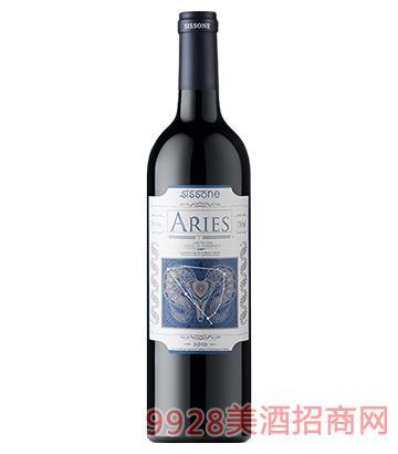 牧羊星座爱瑞丝红葡萄酒