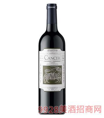 巨蟹星座肯瑟红葡萄酒