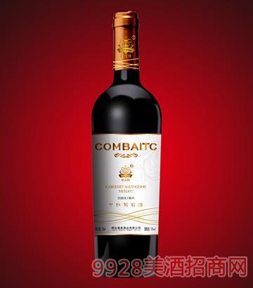 赤霞珠美乐干红葡萄酒