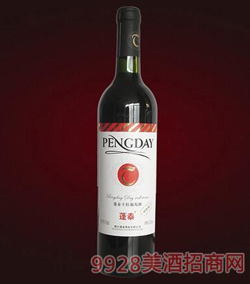 蓬泰赤霞珠干红葡萄酒精选级750ml
