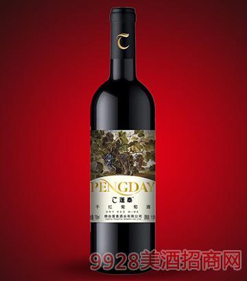 蓬泰老树葡萄干红葡萄酒