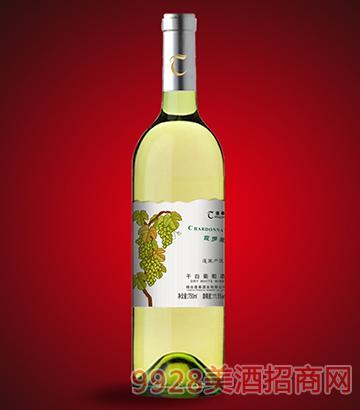 蓬泰霞多丽干白葡萄酒