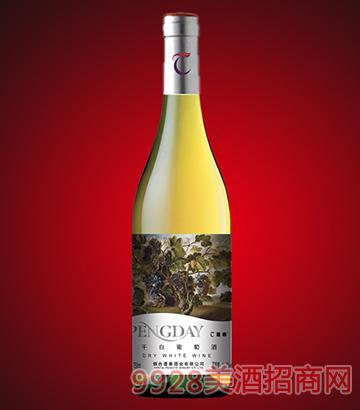 蓬泰老树葡萄干白葡萄酒