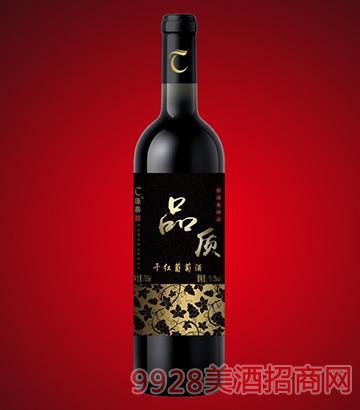品质干红葡萄酒(葡萄版)