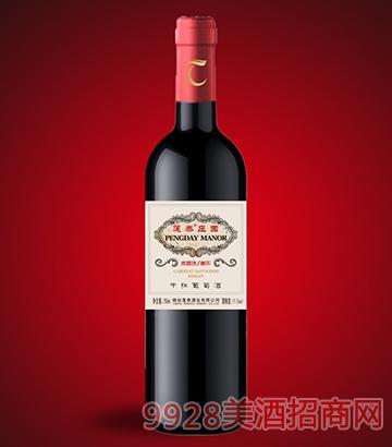蓬泰庄园小瓶干红葡萄酒