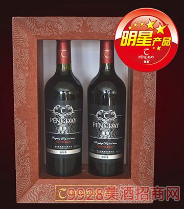 银至尊酒庄干红葡萄酒