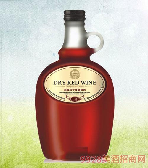 wd加州干红葡萄酒