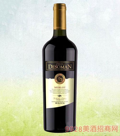 德索曼美乐干红葡萄酒