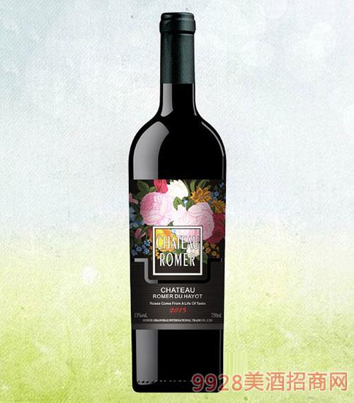 �_曼�R玫瑰干�t葡萄酒