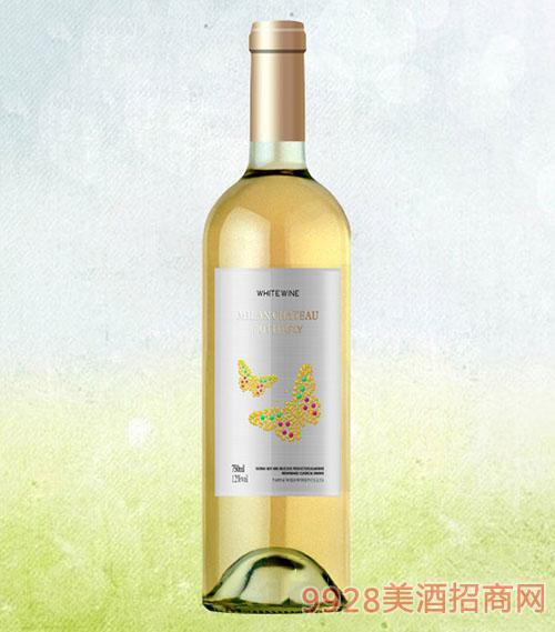 米��酒堡干白葡萄酒