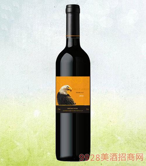 欧洛鹦鹉375干红葡萄酒
