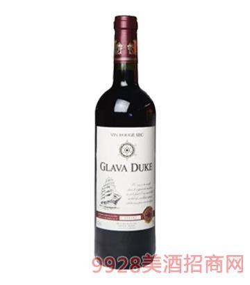 格拉瓦公爵干红葡萄酒