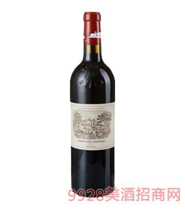 拉菲酒庄干红葡萄酒2011