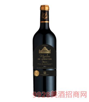 拉巴斯蒂珍藏干红葡萄酒
