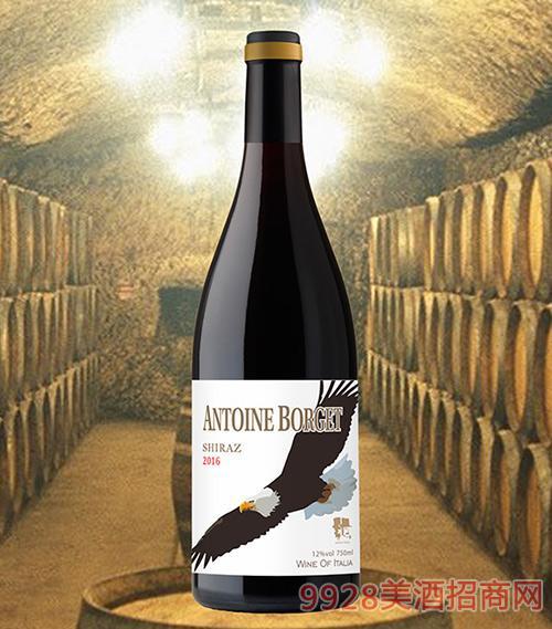 意大利安东尼伯爵西拉干红葡萄酒
