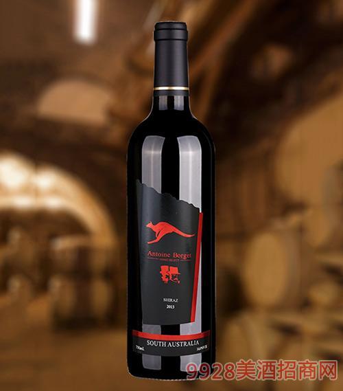 澳大利亚西拉子干红葡萄酒
