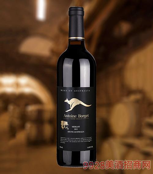 澳大利亚梅洛葡萄酒
