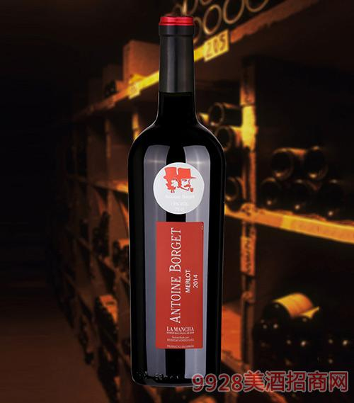 西班牙梅洛葡萄酒